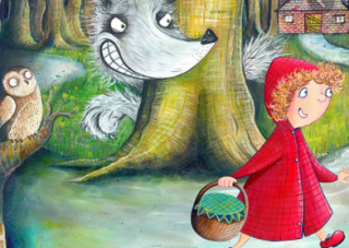 Nursery Vocabulary session - Little Red Riding Hood