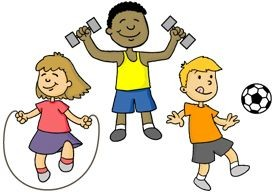 EYFS/Y1Healthy Movers